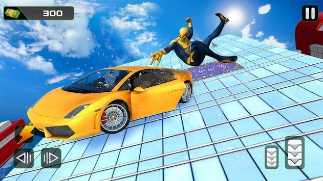 超级英雄汽车特技