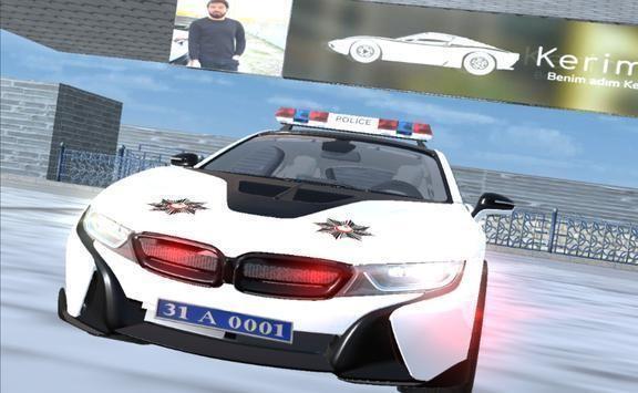 i8警车2021